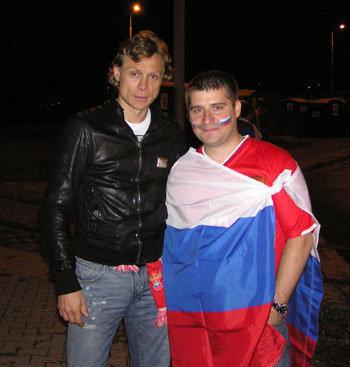 Валерий Георгиевич и Лёха