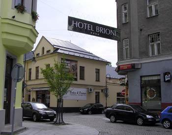 Острава. Отель Бриони