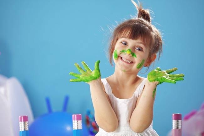 Гиперактивность детей - это их защита