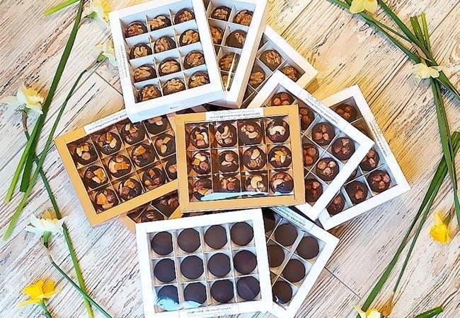 Шоколад «ДАНИЛОФФ» - Ассортимент и Цены