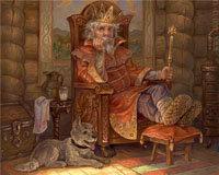 Царь на пенсии
