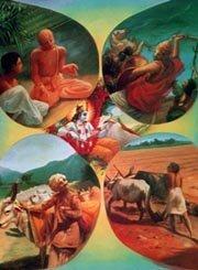 Варны Индии